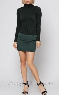 Женское фактурное платье Philippe Matignon, цвет зеленый р. S/М