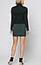 Женское фактурное платье Philippe Matignon, цвет зеленый р. S/М, фото 2