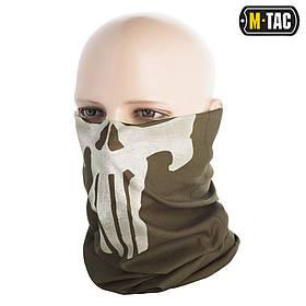 M-Tac шарф-труба облегченный Punisher Olive