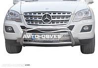 Кенгурятник без гриля Mercedes-Benz ML 164 (Тамсан)