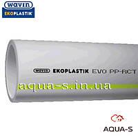 Труба для водоснабжения пластиковая EkoPlastik EVO PP-RCT DN 63