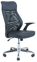 Кресло Кордоба хром сетка черная (Richman ТМ)
