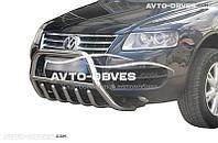 Кенгурятник VW Touareg (Тамсан)