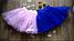 Фатиновая пишна дитяча спідниця від виробника., фото 2