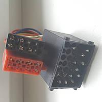 Переходник bmw магнитола на ISO для E46 E39 E53 E38 E30 E36 E34, фото 1