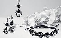 """Набор бижутерии колье, браслет и серьги """"Линси"""", Avon, Necklace Bracelet Earrings set, Эйвон"""
