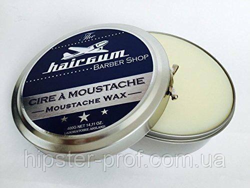 Віск для вусів Hairgum Moustache Wax 400 g