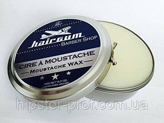 Воск для усов Hairgum Moustache Wax 400 g
