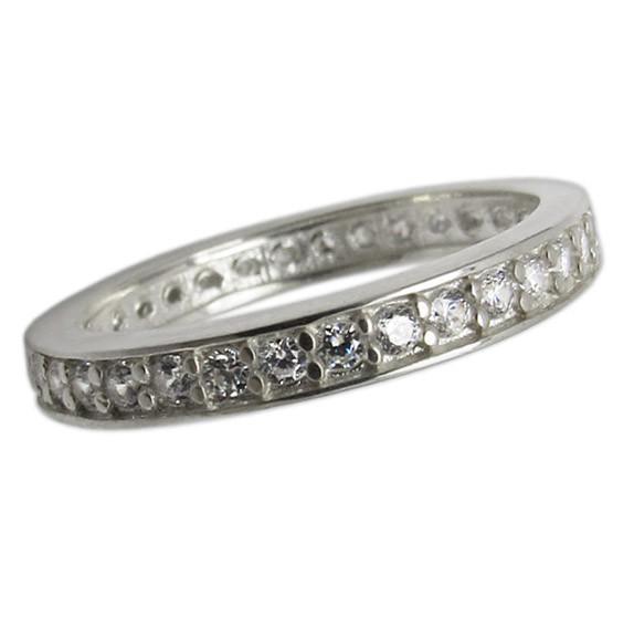 """Серебряное кольцо """"Конго"""""""