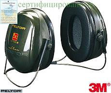 Захисні навушники на шиї дужці Peltor™ OPTIME™ II 3M-OPTIME2-K Z
