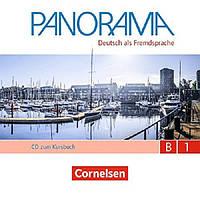 Panorama B1 Audio-CDs zum Kursbuch