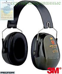 Протишумові навушники робочі 3М США 3M-OPTIME2-S Z