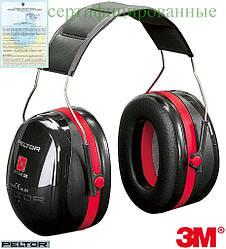 Протишумові навушники на головний дузі Peltor™ OPTIME™ III 3M-OPTIME3 BC