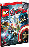 LEGO Marvel's Avengers Standard Edition Strategy Guide