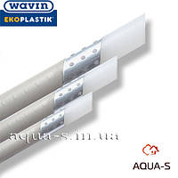 Труба для отопления Wavin EkoPlastik Stabi Plus (с алюминием) DN 20
