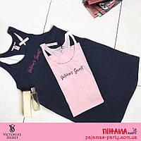 Топ Victorias Secret,розовый, М