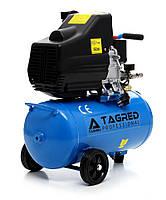 Масляный компрессор TAGRED TA301N 24л 2,8кВт