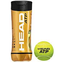 Теннисные мячи Head ATP (3 мяча)
