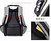 Рюкзак Bobby xd design, антивор, с USB портом для зарядки, фото 3