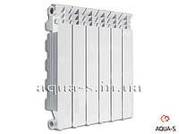 Алюминиевый радиатор ALETERNUM B4 500/100 8-секций 500/100 G1 16bar