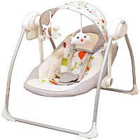 Детская кресло-качалка Baby Mix BY012S