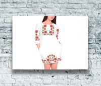 Купити заготовки для вишивки бісером плаття в Києві 01a95d2f09b05