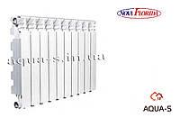 Алюминиевый радиатор Nova Florida Desideryo B3 500 на 5 секции 500/100 G1 16bar