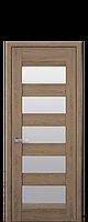 Дверное полотно Бронкс со стеклом сатин , фото 1