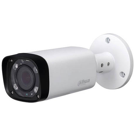 2.1 МП HDCVI видеокамера DH-HAC-HFW2221R-Z-IRE6 (7-22 мм)