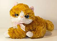 Мягкая игрушка Котик Глазастик (Кошка Мяу) 28х21 см, 000Сон