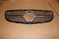 Решетка радиатора Mercedes GLC Diamond