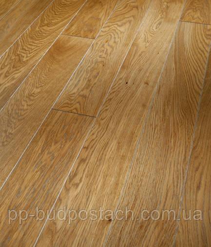 Паркетні підлоги покриття з натуральної деревини