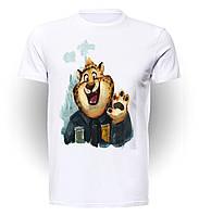Футболка GeekLand Зверополис Zootopia donut art ZT.01.001