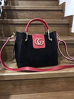Очень красивая и модная сумка реплика Гуччи (разные цвета)