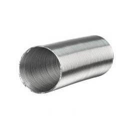 Воздуховод алюминиевый VENTS Алювент М 125/3 (51867), фото 2