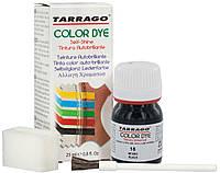 Краситель для гладкой кожи и текстиля Tarrago Color Dye 25 мл цвет черный (18)