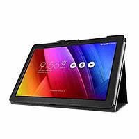 Чехол Asus ZenPad 10'' Z300C / Z300CG / Z300M / Z301M / Z301ML / Z301MFL книжка черный