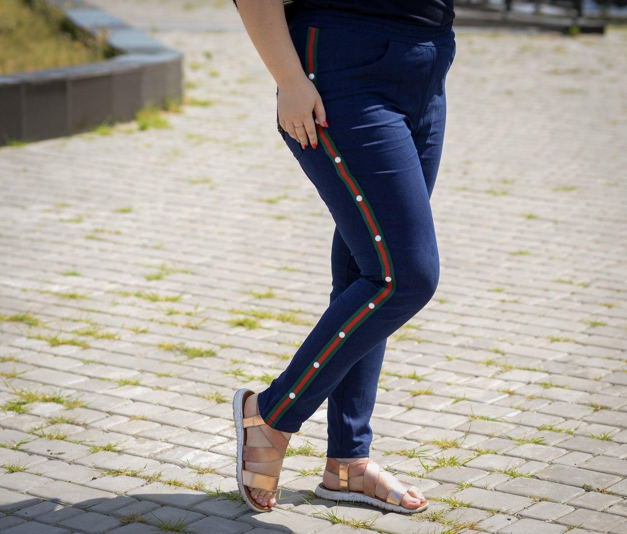 92cb144c54b Женские джинсы Батал tez101569 - «Anna Tézor» - интернет-магазин стильной  одежды и