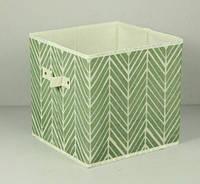 Ящик складной для игрушек, короб для книг, одежды и пр.Елка