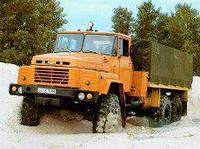 Лобовое стекло КРАЗ 250, 260, 6510 новая кабина
