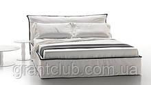 Італійська ліжко PITAGORA фабрика ALBERTA для матраца 180х200
