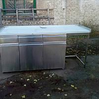 Кухни из нержавеющей стали, фото 1