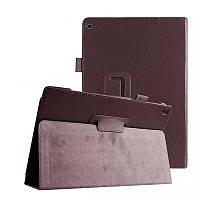 Чехол Asus ZenPad 10'' Z300C / Z300CG / Z300M / Z301M / Z301ML / Z301MFL книжка коричневый