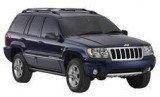 Боковые подножки Jeep Grand Cherokee (1998-2004)