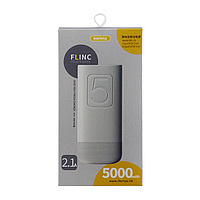 Повербанк power bank Remax Flinc RPL-25 5000mAh \ White, фото 1
