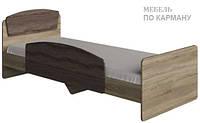 Кровать односпальная Астория - 2 + Боковое ограждение