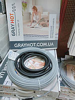 Теплый пол GrayHot 5,1 м.кв (нагревательный кабель 51м)