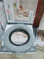 Нагревательный кабель GrayHot 15/ 886W 59 метров , фото 1