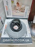 Нагрівальний кабель GrayHot 81 метр, фото 1