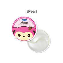 Гидрогелевые патчи с жемчугом и гиалуроновой кислотой Milatte Fashiony Pearl Hydrogel Eye Patch